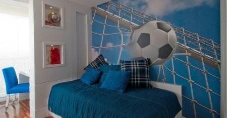 adesivo para quarto de menino 450x235 Conheça os Adesivos decorativos de parede mais legais, 2 Tutoriais para colar os adesivos