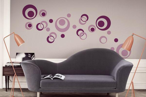 adesivos de parede para sala decorativos Conheça os Adesivos decorativos de parede mais legais, 2 Tutoriais para colar os adesivos
