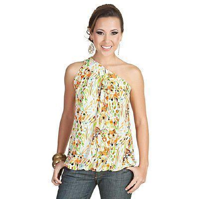 blusinhas estampadas um ombro so Blusinhas femininas estampadas: Ombro vazado, manga longa, regatinha, tomara que caia