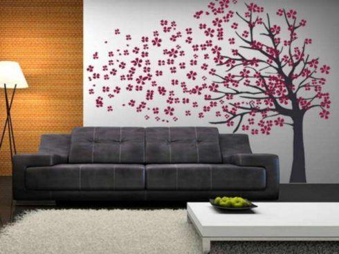 imagem 24 3 490x368 Conheça os Adesivos decorativos de parede mais legais, 2 Tutoriais para colar os adesivos