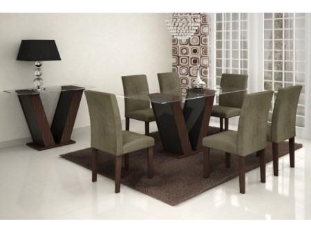 mesas de jantar 6 cadeiras