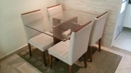Modelos de mesas pequenas de jantar quadradas redondas for Mesas para apartamentos pequenos