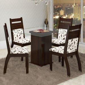 mesas de jantar com 4 cadeiras