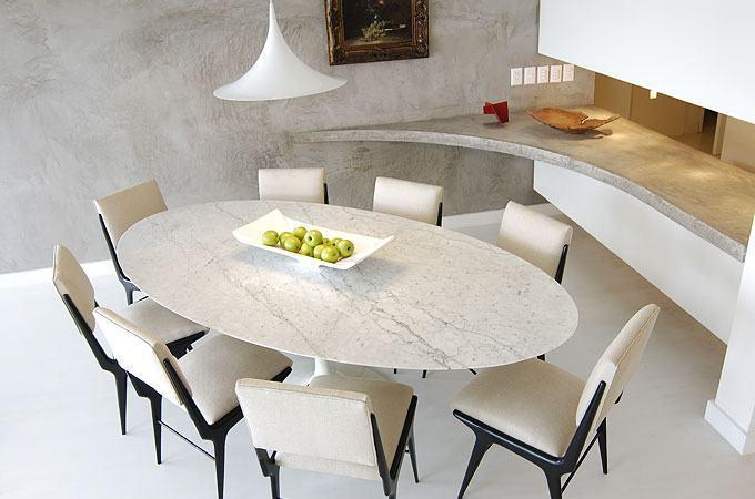 Modelos de mesas pequenas de jantar quadradas redondas - Tipos de mesas ...
