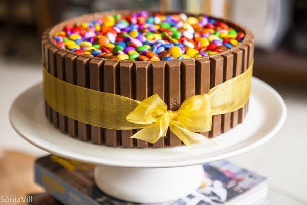 Bolos decorados para aniversários e festas (Infantil ou adulto)
