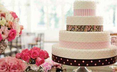 bolo de festa 410x254 Bolos decorados para aniversários e festas (Infantil ou adulto)