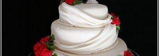bolos decoradados para casamento
