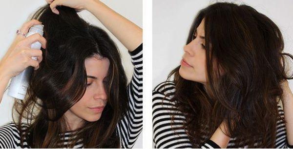 Truques para dar volume ao cabelo e ter mais beleza e movimento