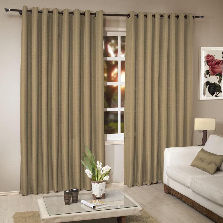 Cortinas de var o para sala e outros ambientes da for Cortinas para sala