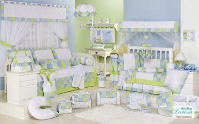 enxoval do bebe menino 410x256 Como montar o enxoval para bebê itens indispensáveis