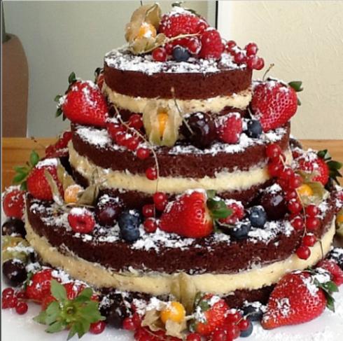 imagem 20 490x487 Bolos decorados para aniversários e festas (Infantil ou adulto)