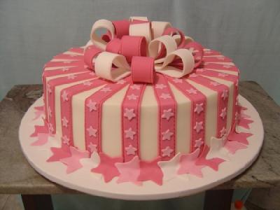 imagem 22 4 Bolos decorados para aniversários e festas (Infantil ou adulto)