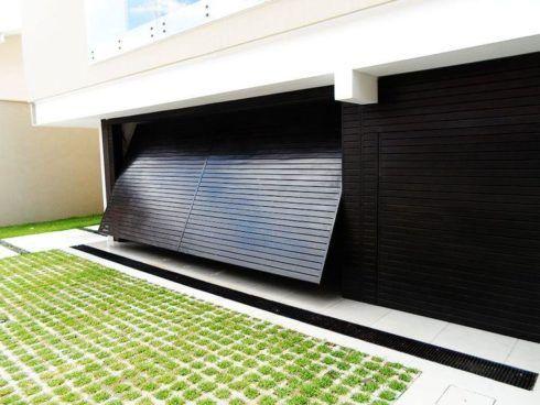 imagem 25 5 490x368 Tipos de portão para garagem do carro residencial