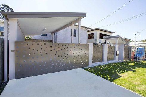 imagem 27 3 490x326 Tipos de portão para garagem do carro residencial