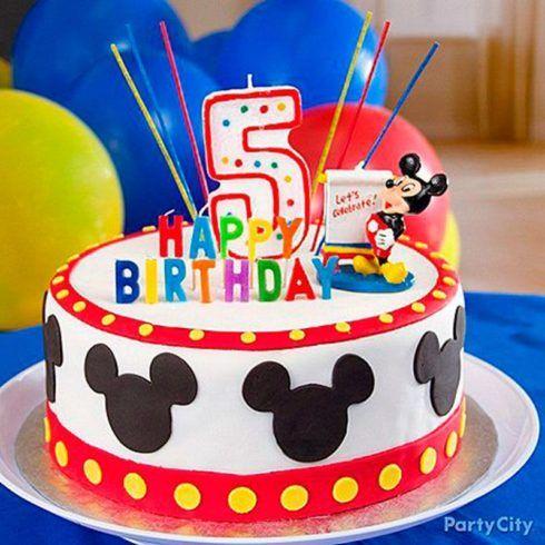 imagem 29 4 490x490 Bolos decorados para aniversários e festas (Infantil ou adulto)