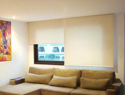 imagem 5 490x373 CORTINAS DE ENROLAR PARA SALA as famosas cortinas Rolô