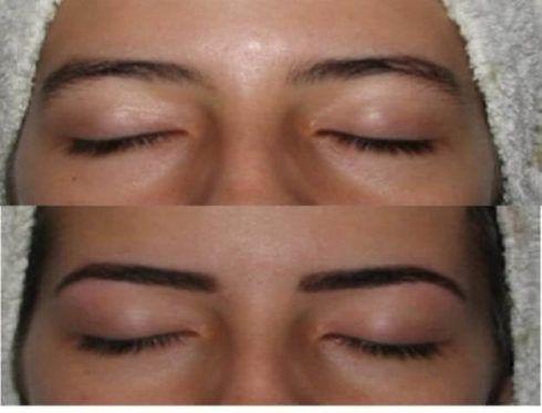imagem 6 2 490x374 Como fazer sobrancelha com henna passo a passo