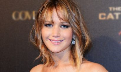 jennifer lawrence corte long bob