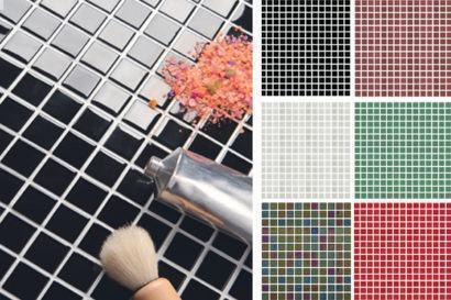 pastilhas portobello em várias cores