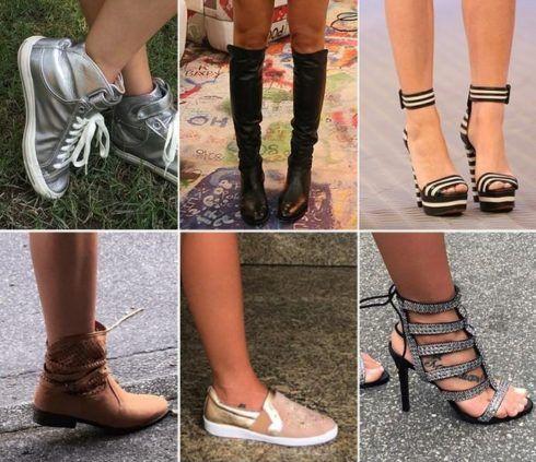 sapatos femininos da moda 4 490x423 SAPATOS FEMININOS DA MODA : Os modelitos e cores