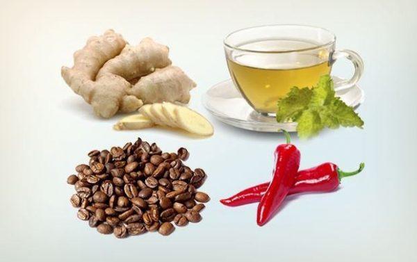 Alimentos para acelerar o metabolismo e auxiliam na perca de peso