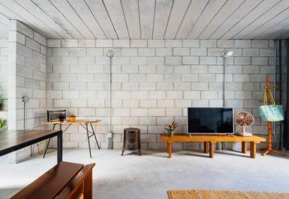 Fachadas de casas e sobrados em fotos incr veis wiki mulher for Cost to build a house in louisiana