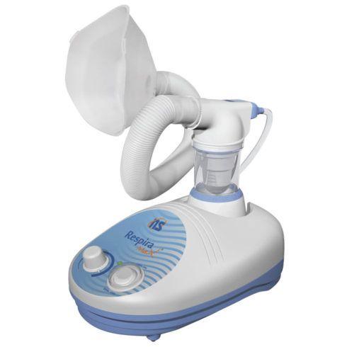 inalador respiramax 490x490 Como fazer nebulização em recém nascido com gripe