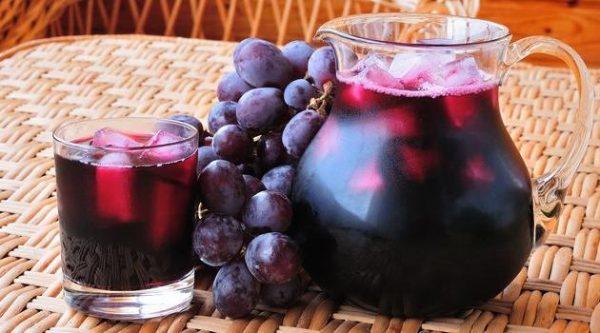 Quais são os maiores Benefícios do suco de uva integral
