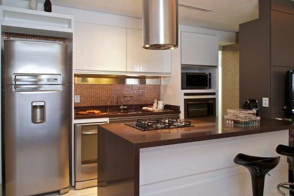 Cozinhas planejadas pequenas modelos e fotos