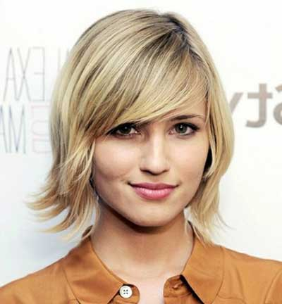 cabelos curtos repicados para loiras