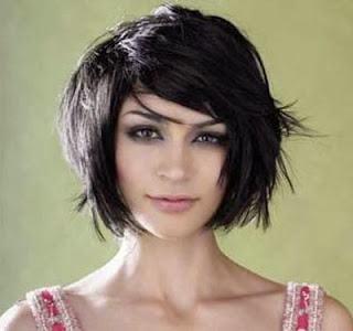 cabelos repicados ondulados curtos Cortes de CABELOS REPICADOS curtos na moda