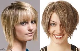 cortes de cabelo curtos chanel desfiados