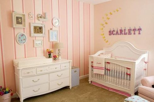 imagem 17 490x326 PAPÉIS DE PAREDE para quarto de bebê menino e menina