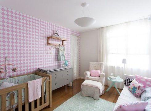 imagem 25 490x360 PAPÉIS DE PAREDE para quarto de bebê menino e menina