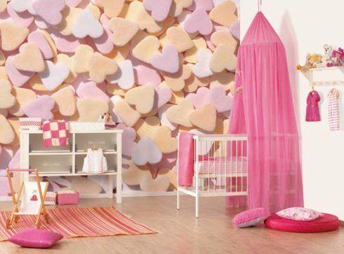 imagem 28 1 490x363 PAPÉIS DE PAREDE para quarto de bebê menino e menina