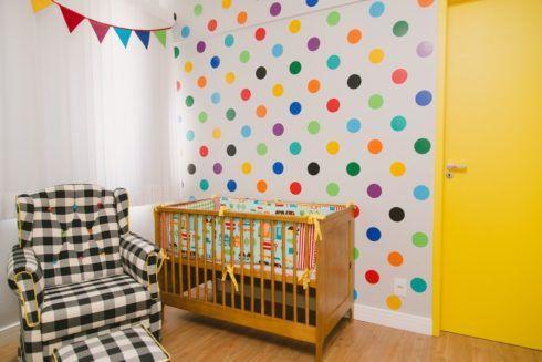 imagem 30 1 490x327 PAPÉIS DE PAREDE para quarto de bebê menino e menina