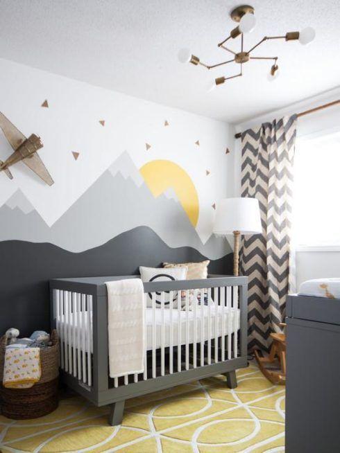 imagem 31 490x654 PAPÉIS DE PAREDE para quarto de bebê menino e menina