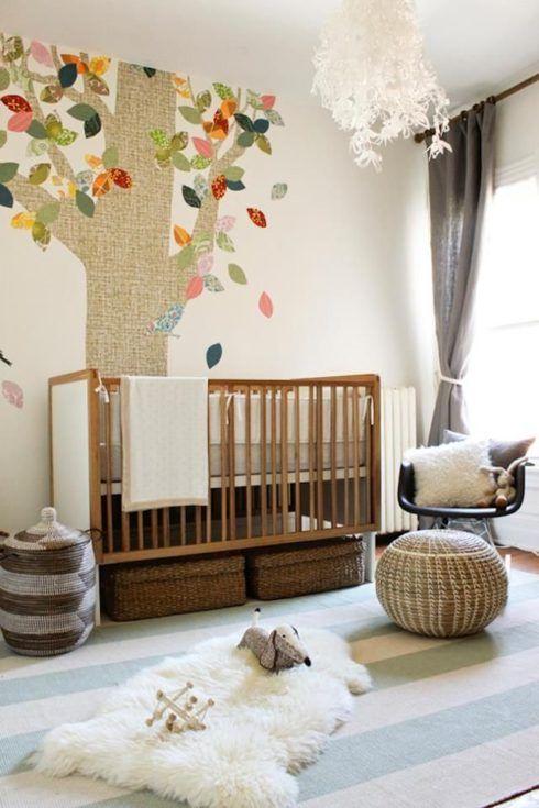 imagem 32 490x735 PAPÉIS DE PAREDE para quarto de bebê menino e menina
