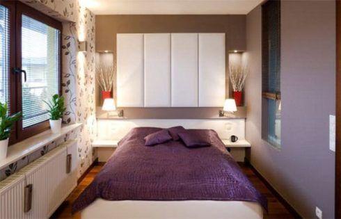 imagem 7 1 490x315 Apartamentos pequenos decorados, A sala, A cozinha e Quarto