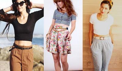 looks com top cropped Como usar top cropped com saia, calça e shorts (30 looks da moda)