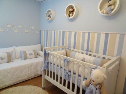 papeis de parede para quarto de bebe fotos 410x308 PAPÉIS DE PAREDE para quarto de bebê menino e menina