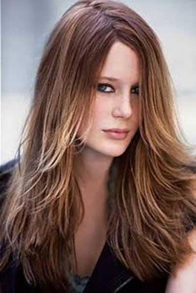 cabelo degrade camadas Lindos Cortes de cabelo degradê para você se inspirar