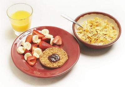 Café da manha para perder barriga e emagrecer com saúde