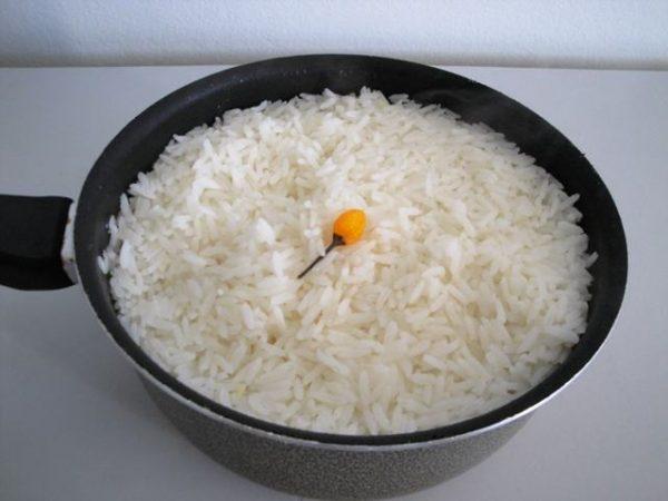 Como fazer arroz soltinho passo a passo, aprenda