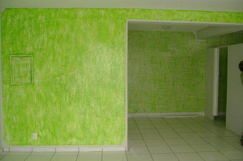 como pintar uma parede com efeito fácil de fazer