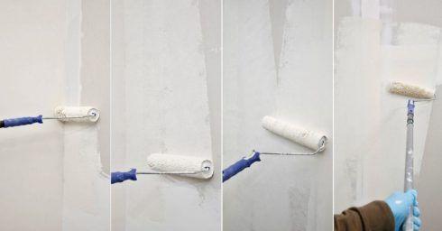 como pintar uma parede dicas