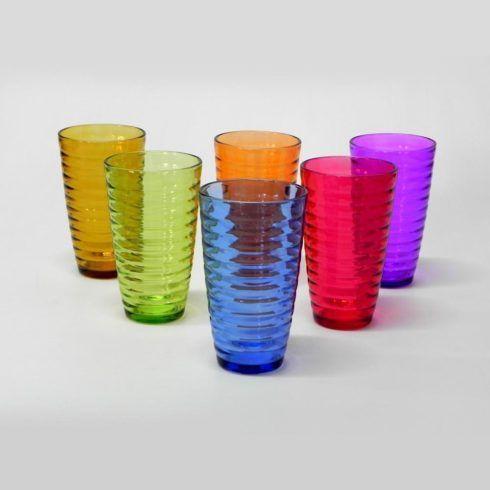 copos para agua 490x490 Chá de cozinha lista do que pedir para o enxoval