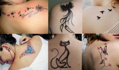 desenhos tattoos femininas legais 410x242 Especial TATTOOs FEMININAS LEGAIS desenhos lindos