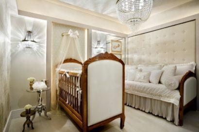 dicas de quartos de bebês estilo clássico