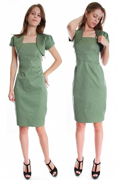 imagem 27 2 Vestidos para ir a igreja modelitos maravilhosos